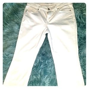 Old Navy Flare jeans.